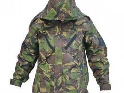 Зимний камуфляж НАТО DPM лес британка