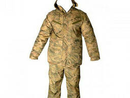 Зимний водоотталкивающий костюм новая украинская форма