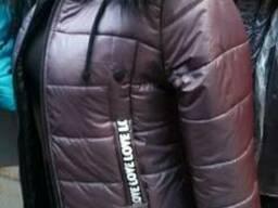 Зимняя Куртка модная 42/44-46- 48р , доставка по Украине