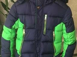 Зимняя куртка на мальчика. Новая