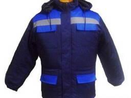 Утепленная куртка – удобная, теплая и прочная спецодежда