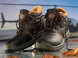 Зимняя рабочая обувь, спецобувь утепленная, Чехия
