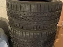 Зимняя резина Pirelli Scorpion 275/40/R-20 на дисках БУ.