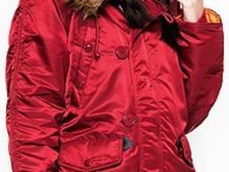 Зимова жіноча куртка аляска N-3B W Parka Alpha Industries