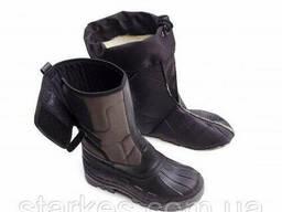 Зимові чоловічі чоботи: призначені для відпочинку, полювання, зимової риболовлі, 40 р і. ..