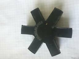 Зірочка гумова Ф80 черт. Н80.733.03.0103 для насоса НМШ, 3В
