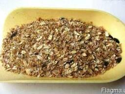 Злаковый добавочный корм для шиншилл