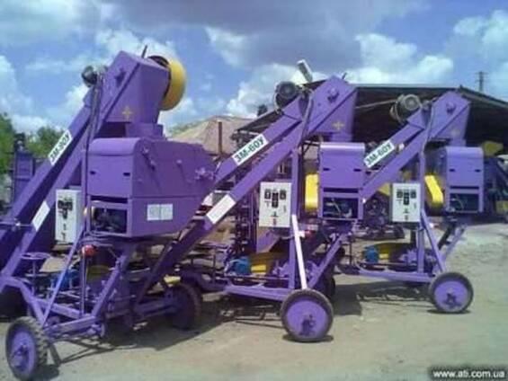 ЗМ-60 Зернометатели