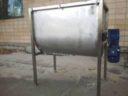 Змішувач кормів стрічковий (ленточный смеситель кормов)