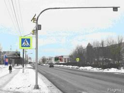 Знак світодіодний Пішохідний перехід