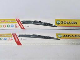 Zollex Щетка стеклоочистителя метал.16 '(400мм) 1шт