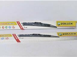 Zollex Щетка стеклоочистителя метал.20 '(500мм) 1шт