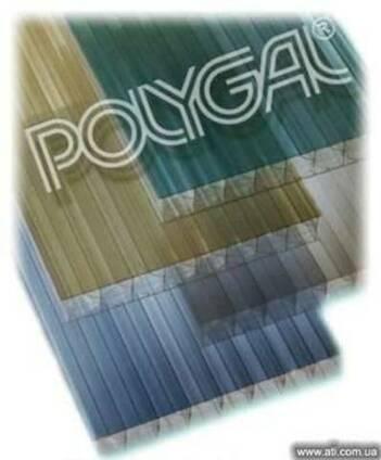 Золотистый поликарбонат, Polygal GOLD