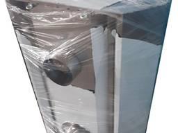 Зонт островной 1500х900 с фильтрами нержавейка