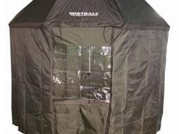 Зонт палатка для рыбалки окно d2.5м Sf23775, Аксессуары для рыбалки