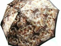 Зонт-трость Doppler 721165B-2 полуавтомат Коричневый