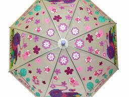 Зонтик детский трость (Violet) (MK 3877-2(Violet))