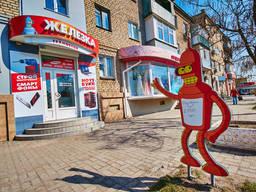 Зовнішня реклама - виробництво і замовлення в Україні. Створ