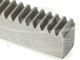 Зубчатая рейка модуль 1. 5m 15x15x1000 мм