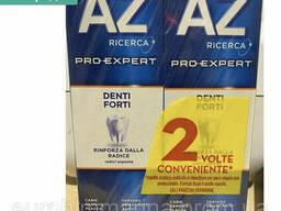 Зубная паста AZ Pro Expert Защита 75 Германия( две по цене одной )