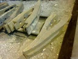Зубья ковша к экскаваторам ЭКГ-4,6;5 и ЭКГ-8И