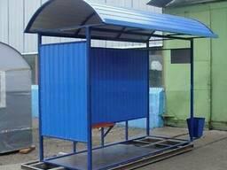 Зупинка громадського транспорту (стандарт) 4000х2000