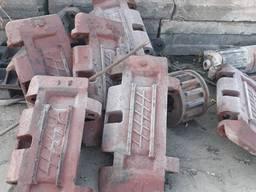 Кремальерная шестерня на экг-5