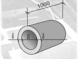 Звено круглых труб 3К.4.100 3К.5.100 3К 9.100 3К 10.100