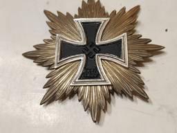 Звезда Большого креста Железного Креста . Копии наград.