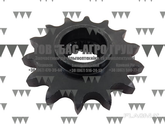 Звездочка привода шнека Z-14 Fantini 16643 аналог