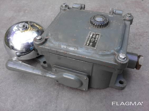 Звонок судовой постоянного тока ЗВЛФ-24
