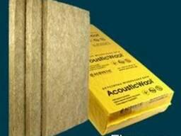 Звукоизоляция стен, перегородок, потолка AcousticWool Sonet