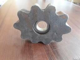 Звёздочка трясун в сборе для однорядной картофелекопалки - фото 4