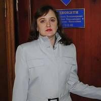 Нарбут Тетяна Миколаївна