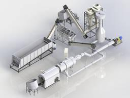 Технологічне обладнання для переробки відходів. Транспортне обладнання.