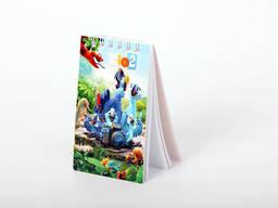 Детские блокноты — купить в типографии Триада-М