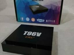 Android Smart TV приставка UKC T96V 2/16 Гб