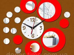 Самоклеющиеся часы на стену 257094